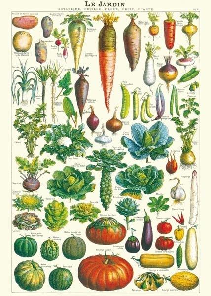 le jardin - poster | kinderpostershop.de - Poster Für Die Küche