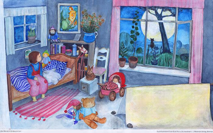 Bilder von e m ott heidmann for Kinderzimmer 7 5 m2