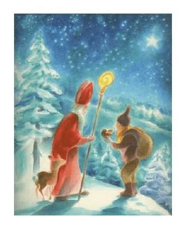 Weihnachtsbilder Nikolaus.Nikolaus