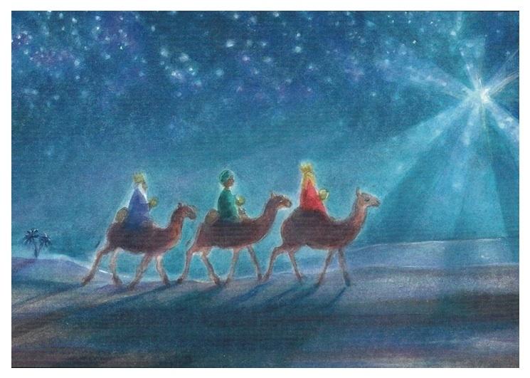 Lustige weihnachtsgedichte heilige drei konige