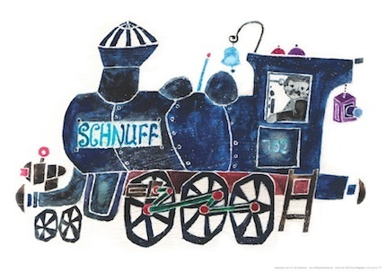 TRAIN SCHNUFF
