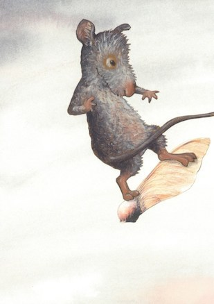 Flight mouse